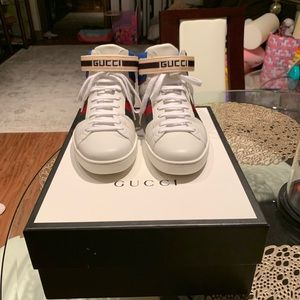 Gucci Ace Sneakers US10 G9 EU43 size.